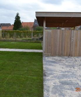 Tuinaanleg en onderhoud - Van Mullem Wim - Totaalprojecten